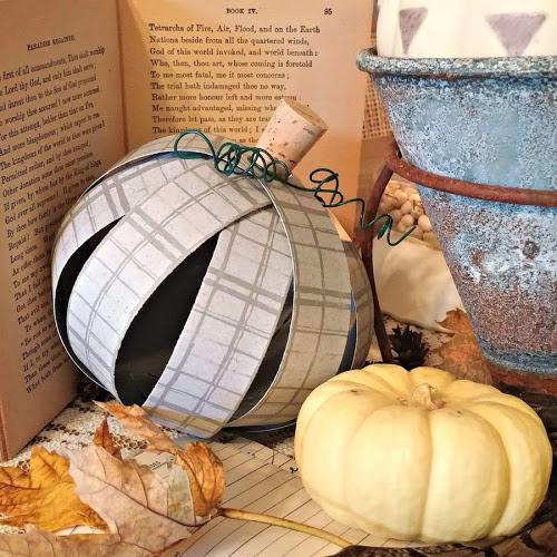 Cute Paper Pumpkins Tutorial