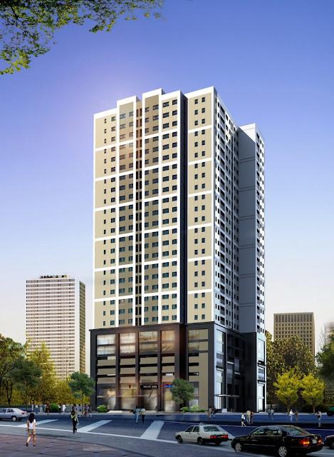 Chung cư Eco Green Tower Giáp Nhị