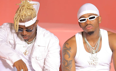 Diamond Platnumz Ft Fally Ipupa - Inama