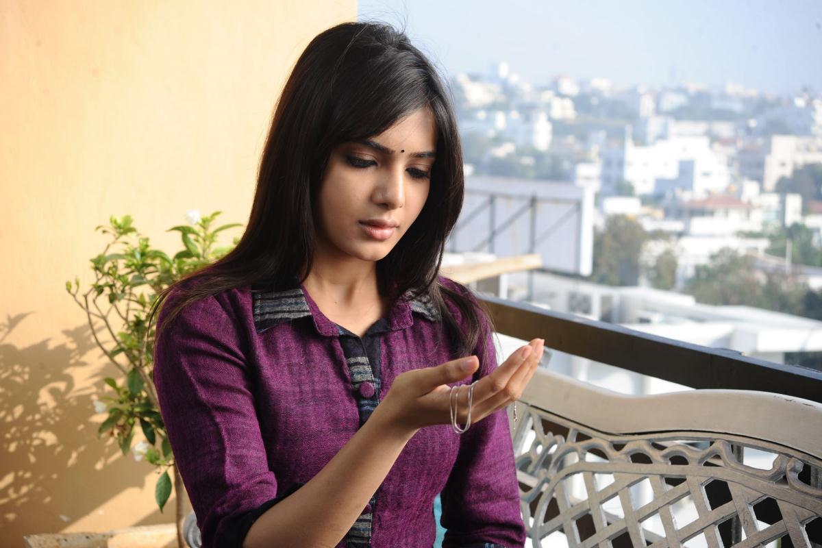 SAMANTHA STILLS FROM NAAN E MOVIE | Gateway to world cinema..