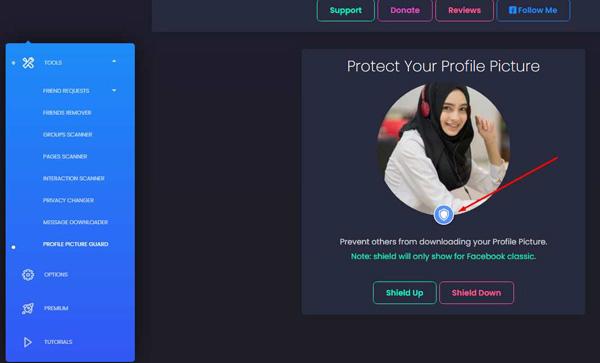 Cara Mengunci Foto Profil FB dengan Fitur Guard
