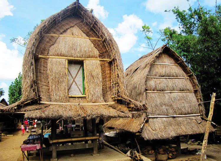 Sambi, Rumah tradisional suku Sasak Sade Rambitan Lombok