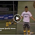 Heartless Referee Punishes Player For Proposing To Girlfriend During Match [VIDEO]