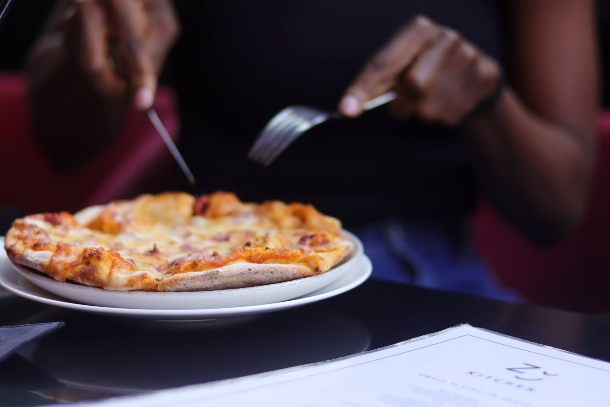 SAUSAGE PIZZA Z KITCHEN LAGOS