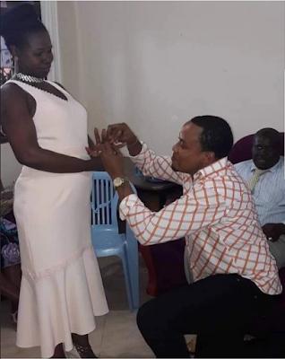 Ben Kinyaiya Afunga Ndoa na Mchumba WAKE wa Siku Nyingi