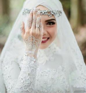 فساتين زفاف من الدانتيل المطرز تحفة اوى
