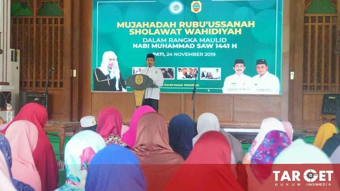 Bupati Haryanto : Tidak Ada Masalah Dalam Kehidupan Beragama di Pati