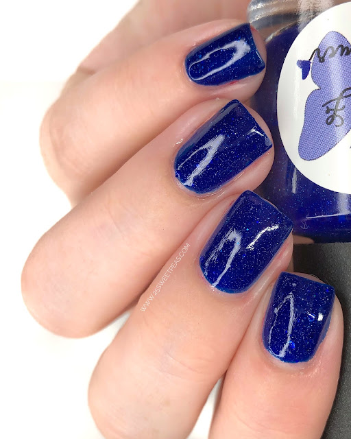 MLF Lacquer Blue Collar Man