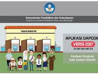 Download Panduan Pengisian Data Sanitasi Sekolah Pada Aplikasi Dapodik