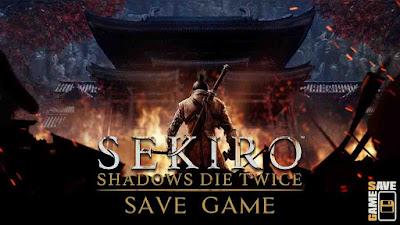 sekiro shadows die twice pc save game 100