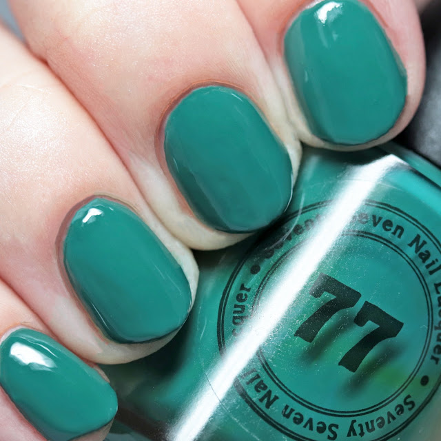 Seventy-Seven Nail Lacquer You Autumn Know