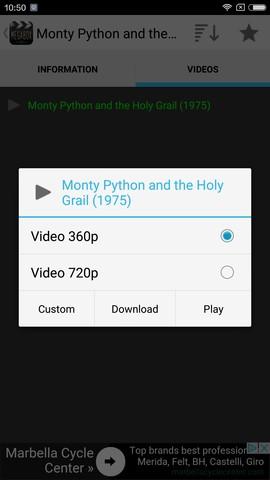 تحميل تطبيق Download MegaBox HD APK مشاهدة الافلام مجانا