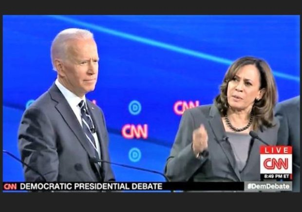 What Do Joe Biden and Kamala Harris Have in Common? Sexual Harassment