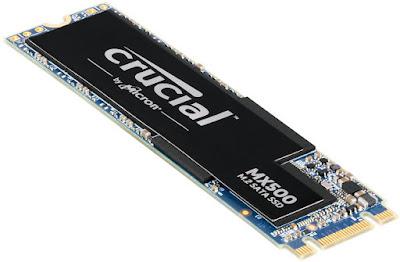 Crucial MX500 250 GB (M.2 2280)