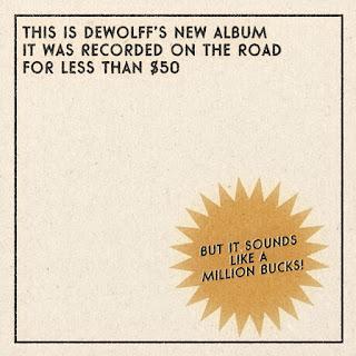 """Το βίντεο των DeWolff για το """"It Ain't Easy"""" από το album """"Tascam Tapes"""""""