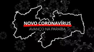Casos confirmados de covid-19 na Paraíba passam de 70 mil