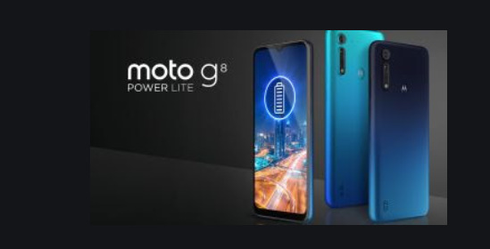 Moto G8 Power Lite - Massive 5000mAh battery can make it last up to 3 days without recharging