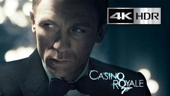 Casino Royale (2006) 4K UHD [HDR] Latino-Castellano-Ingles