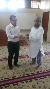 Selangor Sumbang RM30,000 Naik Taraf Surau