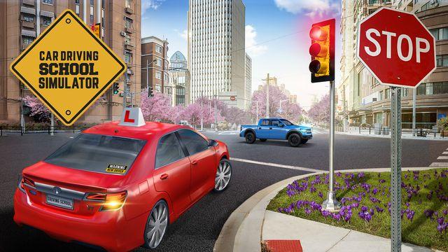 Car Driving School Simulator v1.0 NSP XCI For Nintendo Switch