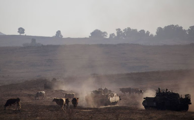 Αγελάδες των τζιχαντιστών ως… βομβιστές αυτοκτονίας