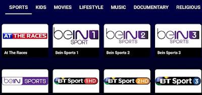 تطبيق Ckay TV لمشاهدة القنوات الرياضية المشفرة مجّاناً