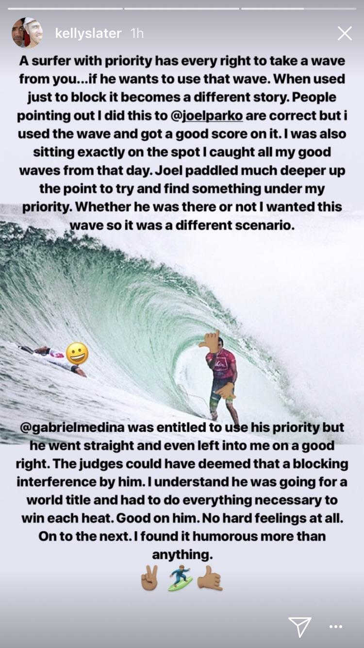 instagram kelly slater