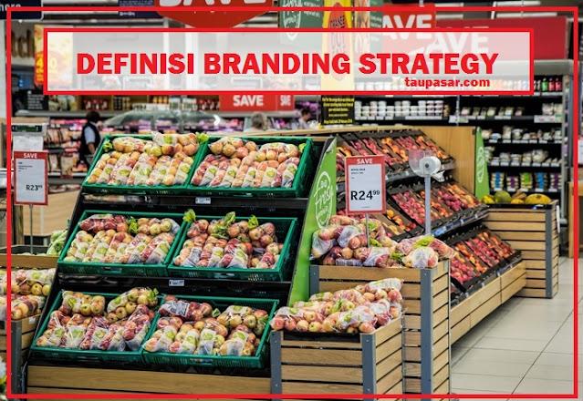 brand strategy adalah