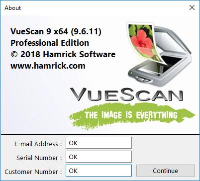 VueScan 9.6.12 Pro Serial Key Crack License Code Activation Registration Patch Keygen