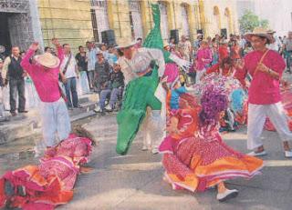 Danza Carnaval de Barranquilla