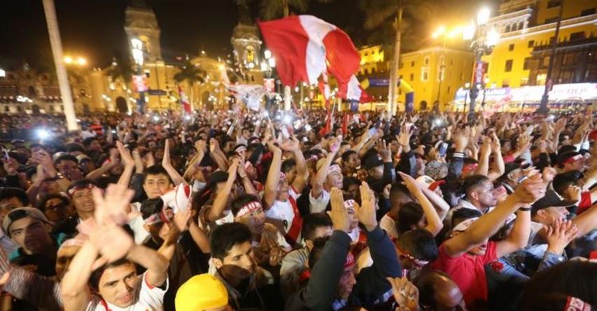 Este jueves sería declarado Feriado Nacional si Perú logra clasificarse para el Mundial, informó el Ministerio de Trabajo - www.trabajo.gob.pe