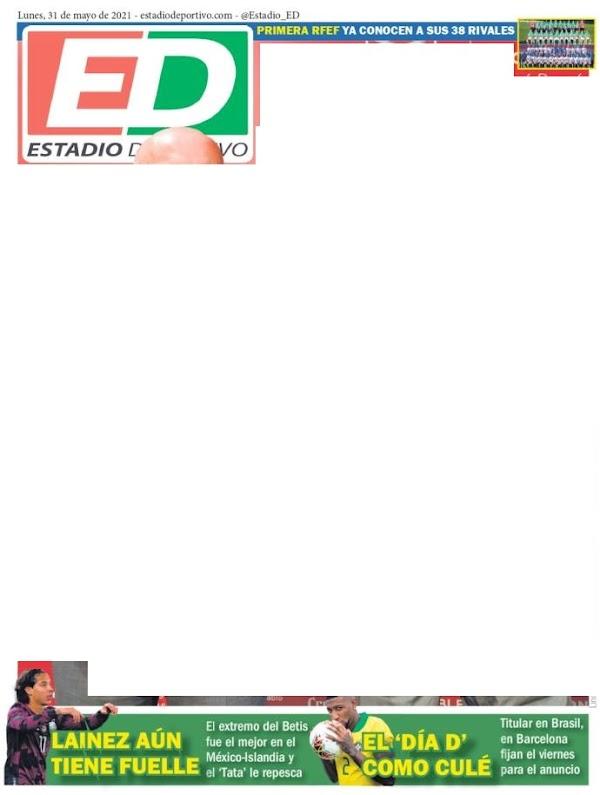 "Betis, Estadio Deportivo: ""Lainez tiene aún fuelle"""