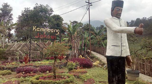 Objek Wisata Baru di Garut, Kampoeng Jokowi