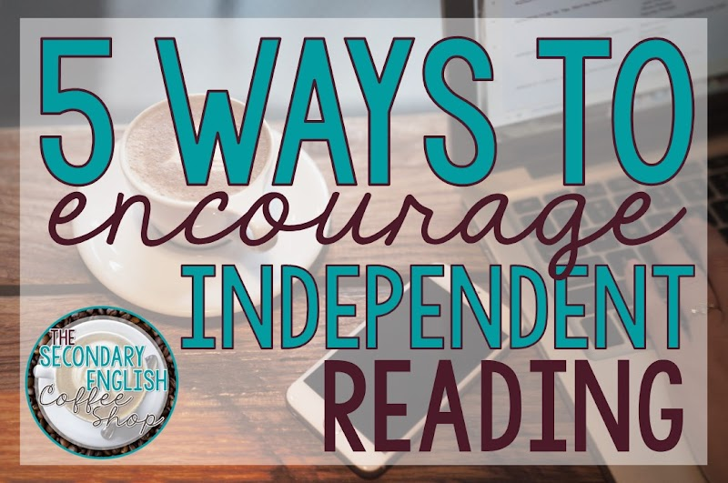 5 Ways to Encourage Independent Reading