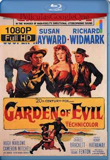El Jardin Del Diablo [1954] [1080p BRrip] [Latino-Ingles] [HazroaH]