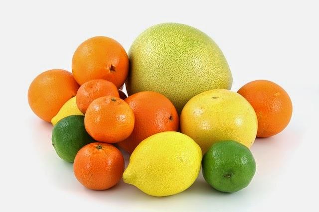 cítricos, fuente natural de vitamina C