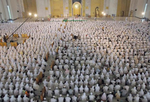 Contoh Khutbah Idul Fitri Singkat Dalam Bahasa Sunda