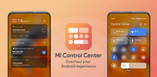 Mi Control Center 3.7.4 PRO - Notifications And Quick Actions Mod APK
