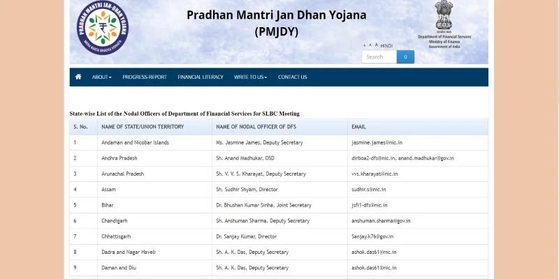प्रधानमंत्री जन धन योजना 2021: Jan Dhan Yojana, ऑनलाइन खाता खोले