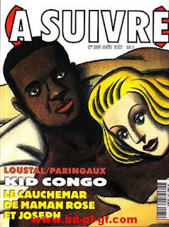 Loustal et Paringaux, Kid Congo
