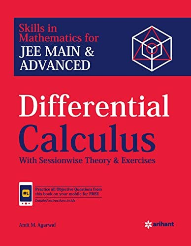 ARIHANT: Differential Calculus Sessionwise Theory & Exercisee4 2021 Edition [PDF]