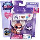 Littlest Pet Shop Pet Pawsabilities Tresora Royale (#182) Pet
