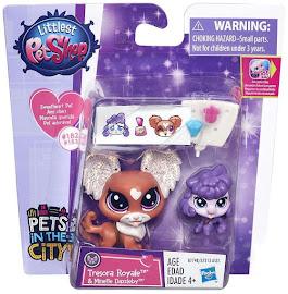 Littlest Pet Shop Pet Pawsabilities Minette Dazzleby (#183) Pet