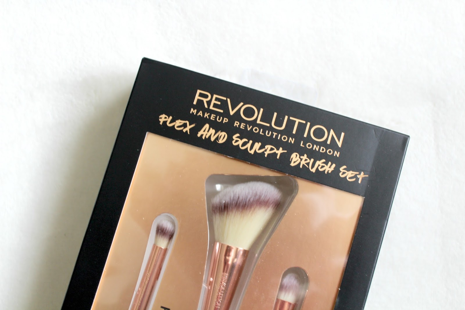 Makeup Revolution Flex Brushes | Review | Shona Louise