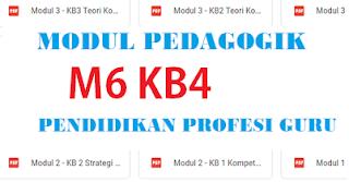 Menelaah Tes Hasil Belajar M6 KB4
