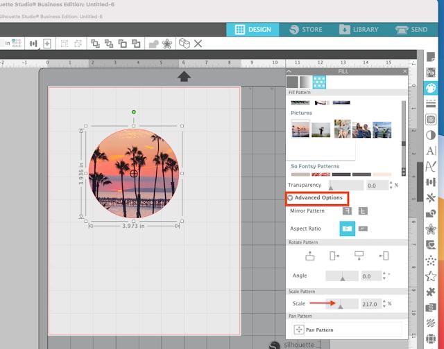 silhouette studio v4, patterns, photos, silhouette software, digital patterns