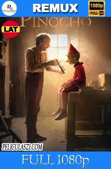 Pinocho (2019) Full HD REMUX 1080p Dual-Latino VIP