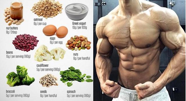 Best Foods High in Amino Acids