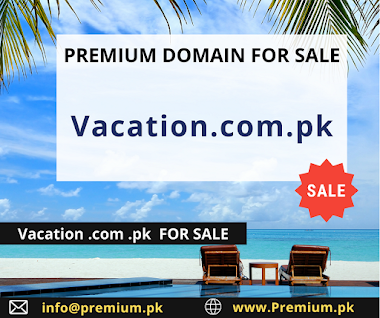 Vacation.com.pk FOR SALE