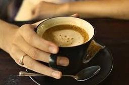 kopi mirna berubah warna dan rasa di cafe olivier